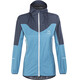 Haglöfs L.I.M Comp Jacket Women Blue Fox/Tarn Blue